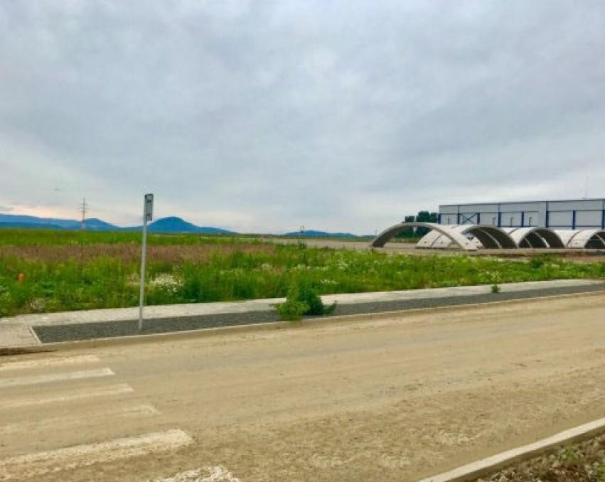 Pozemok - priemyselný park Prešov